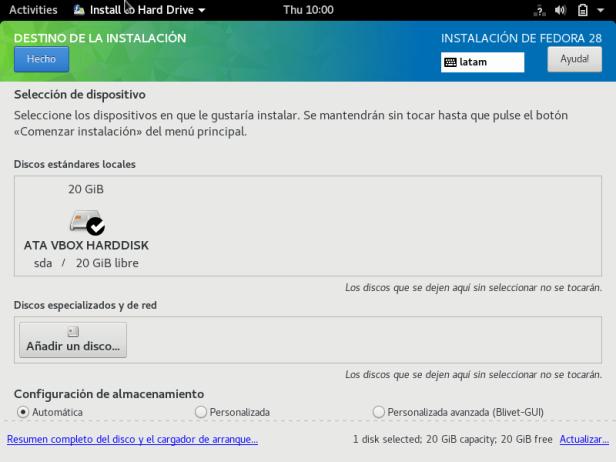 VirtualBox_Fedora 001 Desktop_01_11_2018_11_00_52